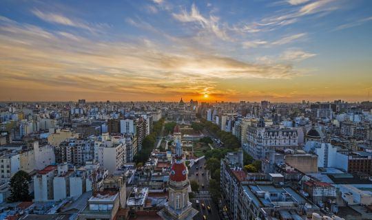 Co-working Spaces in Buenos Aires