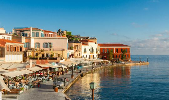 Chania für digitale Nomaden