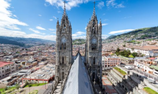 Quito für digitale Nomaden