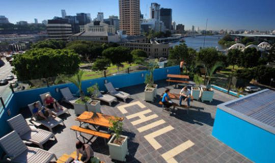 Chill Backpackers Brisbane