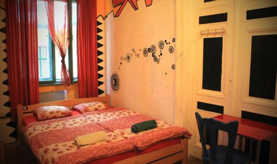 The Downtown Hostel Budapest