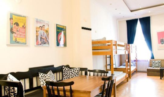 11th Hour Hostel and Cinema Budapest