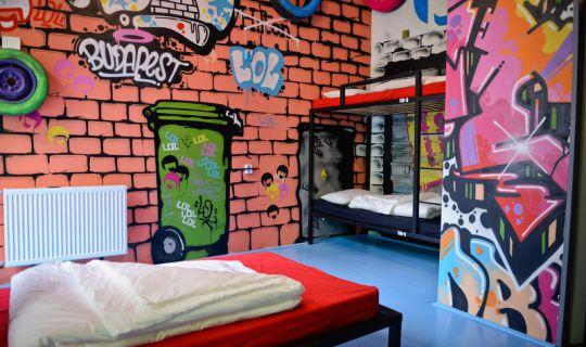 LOL Boutique Hostel City Center Budapest