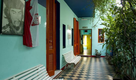 Pampa Hostel Buenos Aires