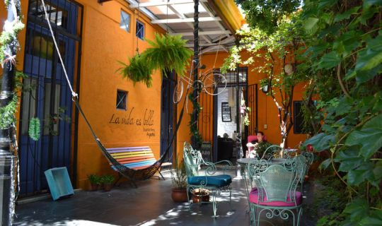 Meridiano Guesthouses Buenos Aires