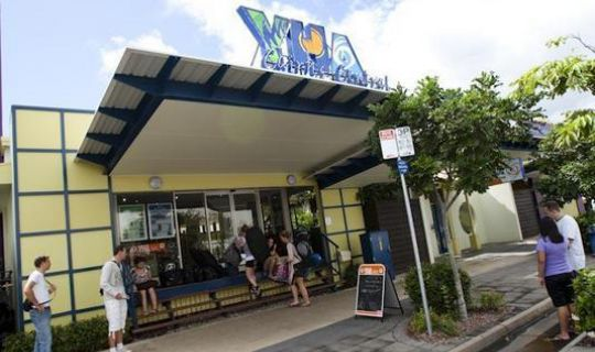 Cairns Central YHA Cairns