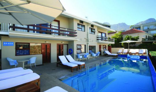 Camps Bay Resort Kapstadt