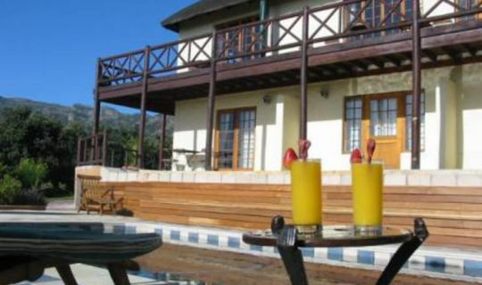 4 Wild Rose Country Lodge Kapstadt