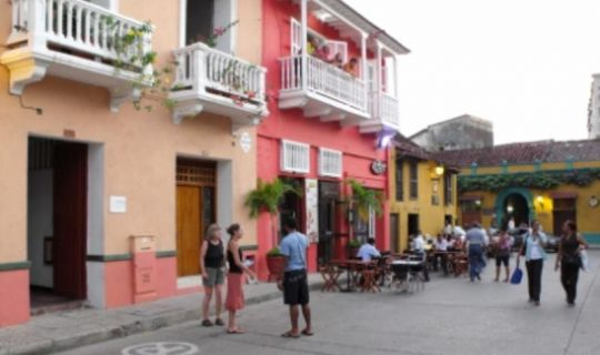 The Chill House Backpackers hostel Cartagena
