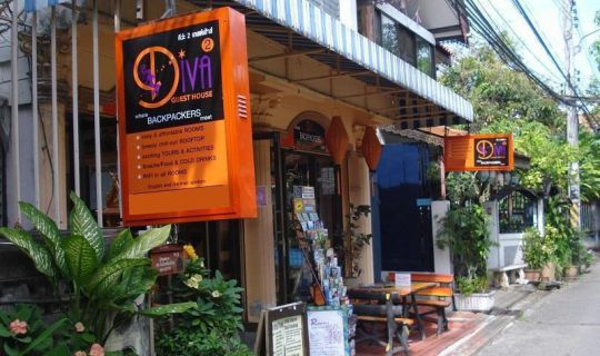 Diva 2 Guesthouse Chiang Mai