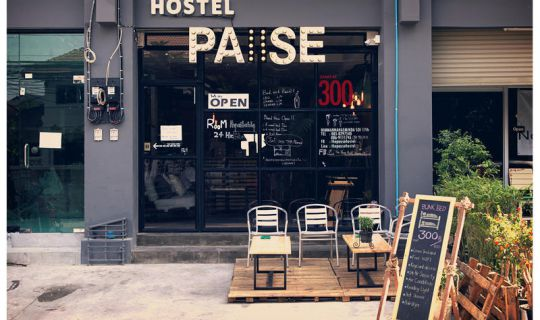 The Pause Hostel Chiang Mai