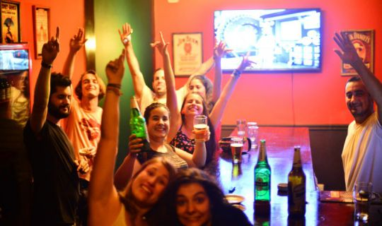 GreenGo Hostel & Bar Cordoba