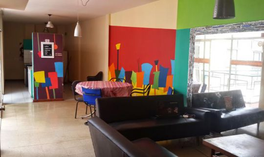 Backpackers Coffe & Suites Cordoba