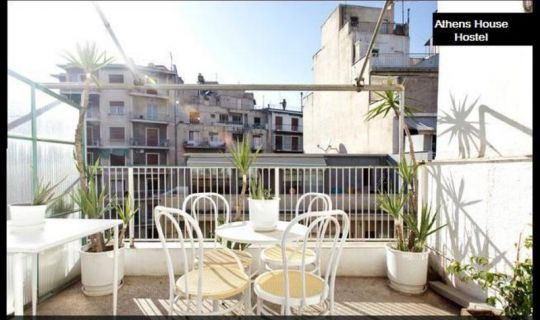 Athens House Hostel Athen