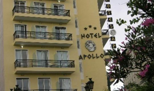 Apollo Hotel Athen