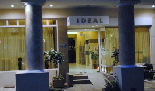 Ideal Hotel Piraeus Athen