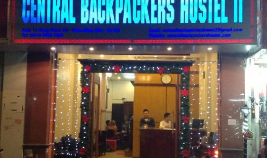 Central Backpackers Hostel II Hanoi