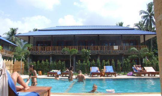 The Shore Resort Ko Phangan