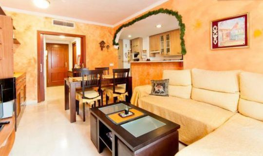 Cozy B&B Beach Centre Apartment Malaga