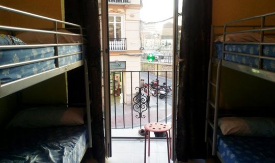 Pink House Backpackers Malaga