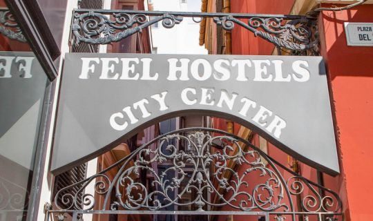 Feel Hostels City Center Malaga