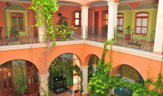 Hotel Casa San Angel Merida
