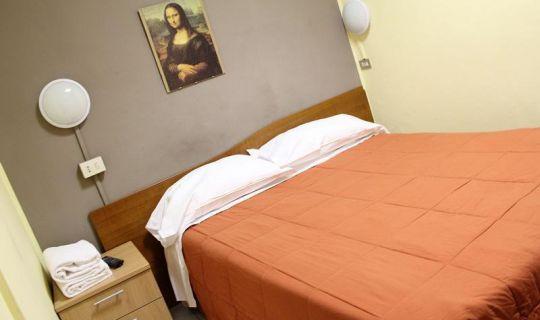 Karte Mailand Hotel La Caravella