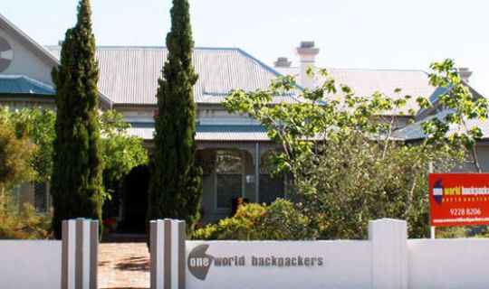 One World Backpackers Perth