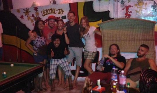 19 Happy House Backpacker Phnom Penh