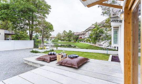 2W Urban Escape House Phuket