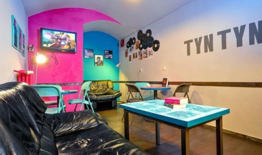 Hostel Prague Tyn Prag