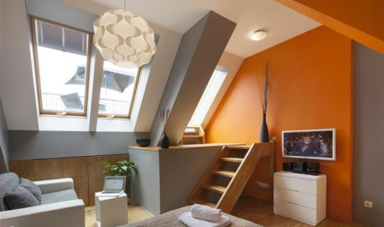 Hotel Apartments Wenceslas Square Prag