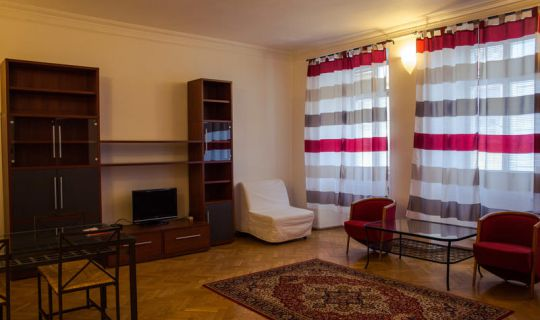 Tomasska Apartments Prag