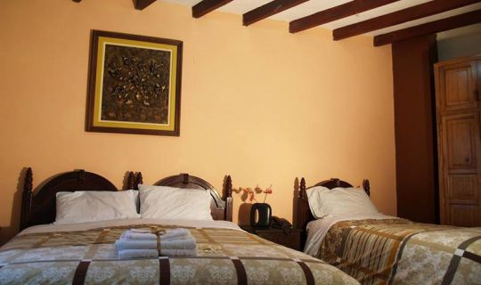 Hostal Rincon Familiar Quito