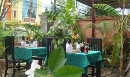 Angkor Wonder Hostel Siem Reap