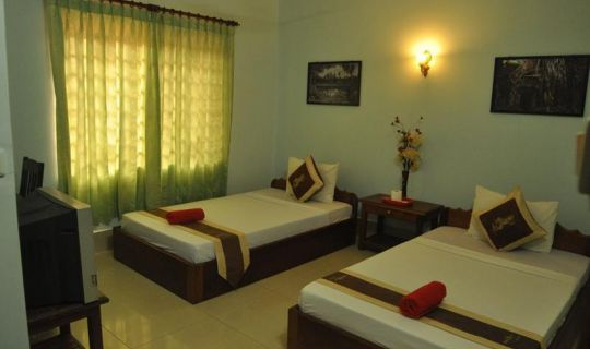 Tropical Breeze Guest house Siem Reap