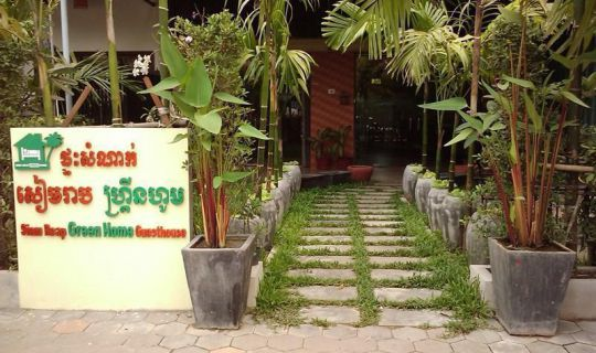 Siem Reap Green Home Guesthouse Siem Reap