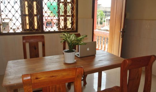 Cool Rock Hostel Siem Reap