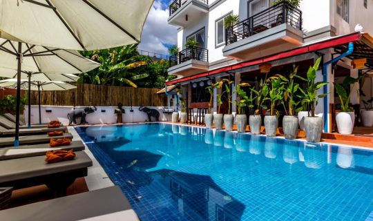 Mid City Hotel Siem Reap