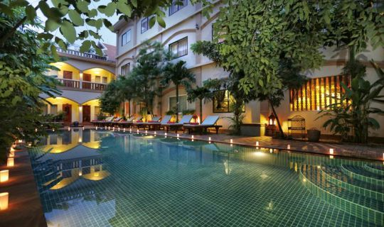 Golden Mango Inn Siem Reap