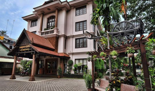 City River Hotel Siem Reap
