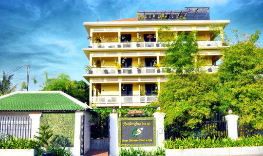 Green Boutique Hotel and Spa Siem Reap