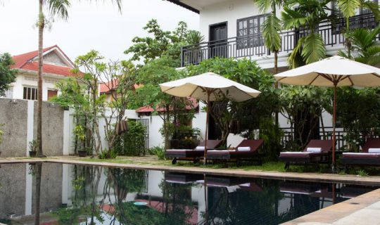 Dyna Boutique Hotel Siem Reap