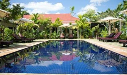 The Moon Boutique Hotel Siem Reap