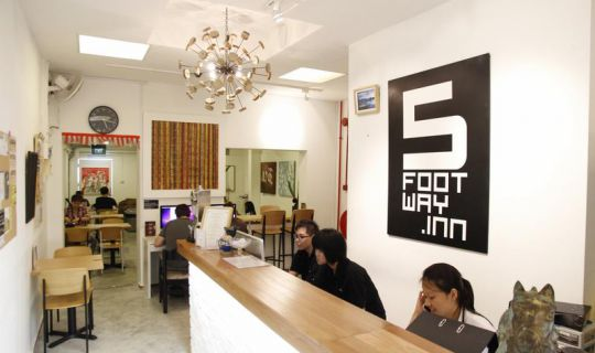 5footway.inn Project Chinatown 1 Singapur