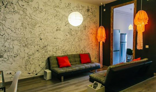 Zoo Rooms Boutique Guesthouse Barcelona