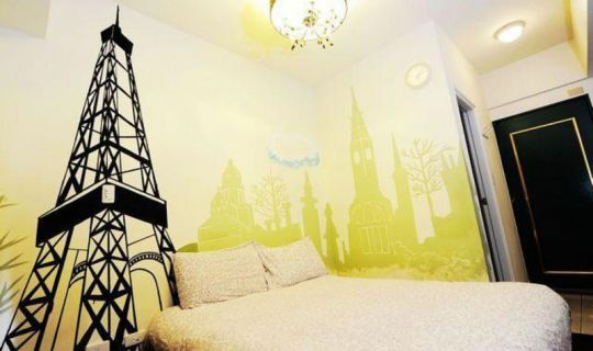Enjoy Guesthouse Taichung
