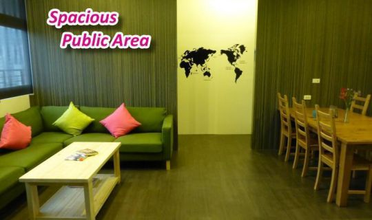 Easymind Guesthouse, Hostel in Taipei Main Station Taipeh