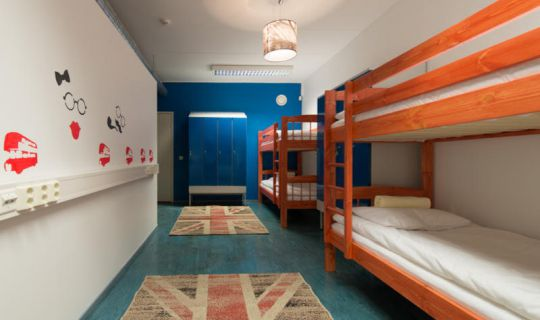 United Backpackers Hostel Tallinn