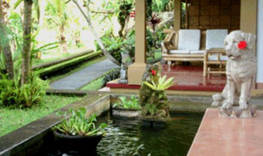 Jati Home Stay and Gallery Ubud, Bali